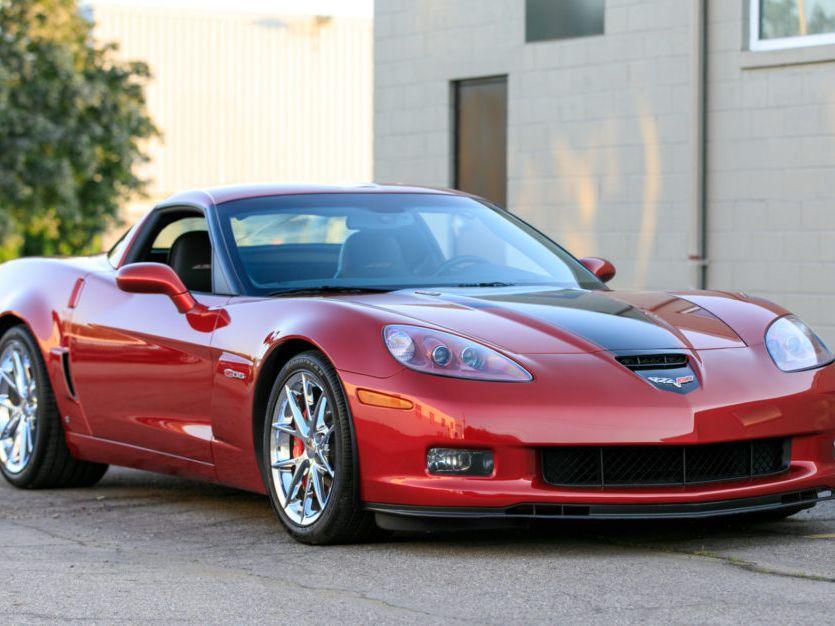 2008 Chevrolet Corvette Z06 427 Limited Edition