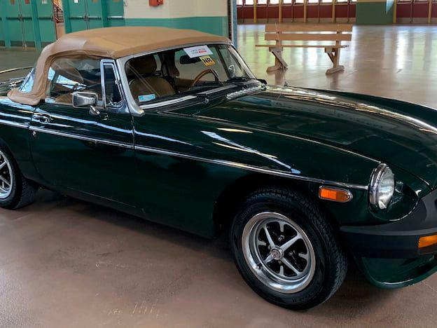 1979 MG Convertible