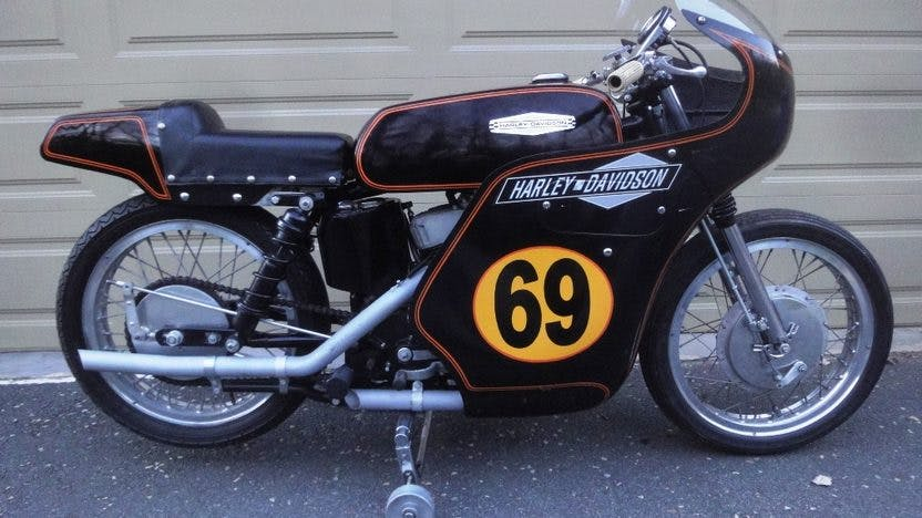 1962 Harley-Davidson  Krtt