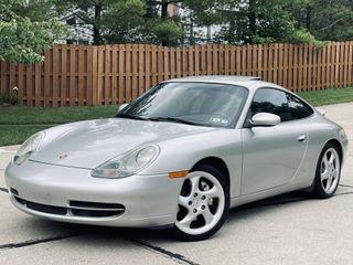 1999 Porsche 911 Carrera 4 6-Speed