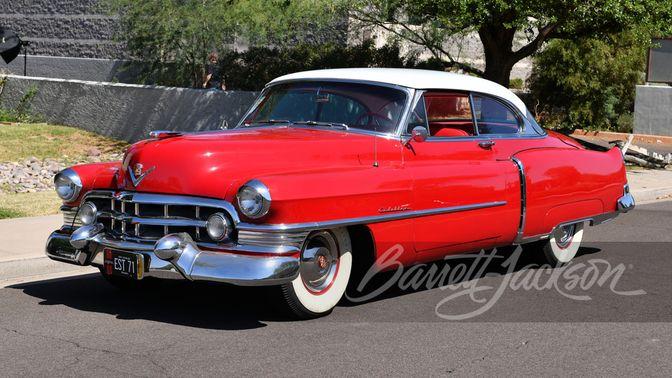 1950 Cadillac Series 62 Custom Hardtop
