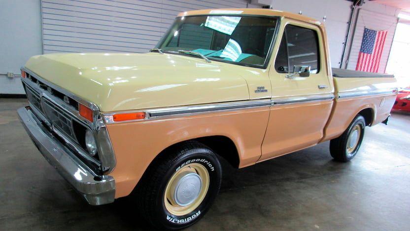 1977 Ford F100 Pickup