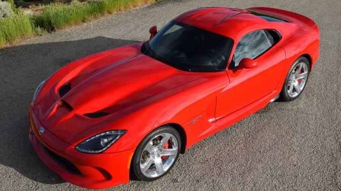 2015 Dodge Viper SRT GT