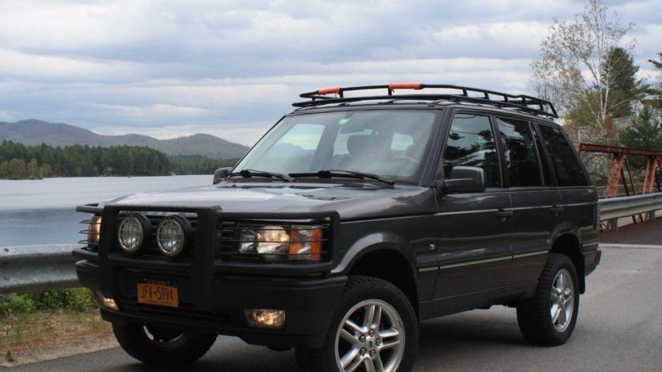 2001 Land Rover Range Rover Hse