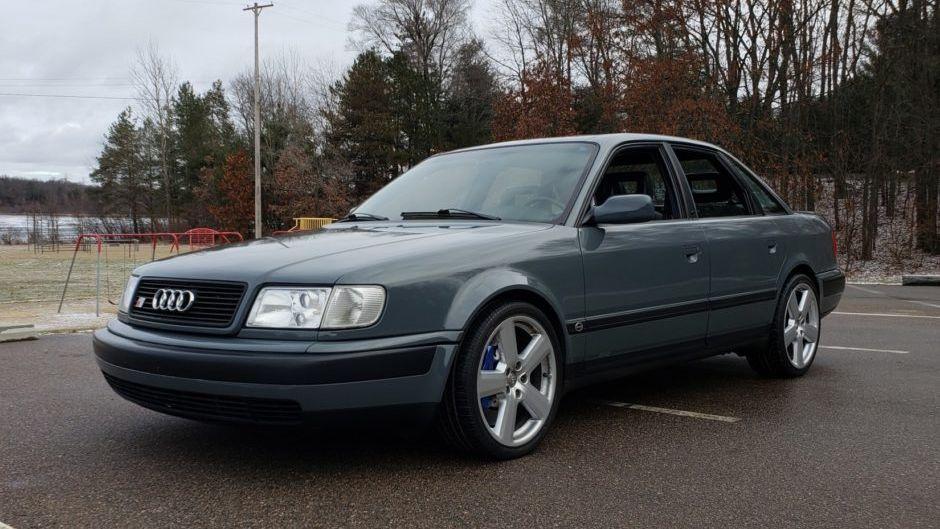 1993 Audi S4 6-Speed
