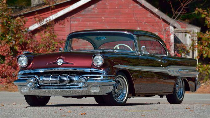 1957 Pontiac Chieftain Hardtop
