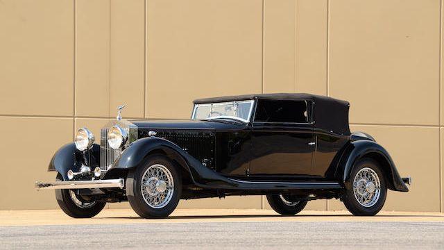 1934 Rolls-Royce Phantom II Cabriolet