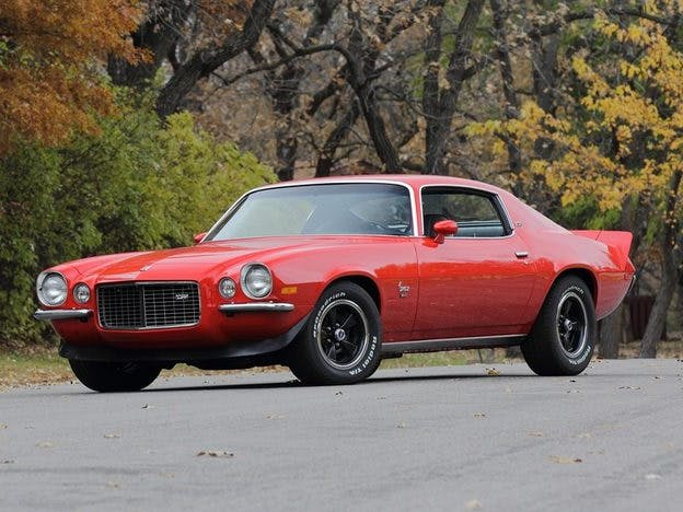 1973 Chevrolet Camaro Lt