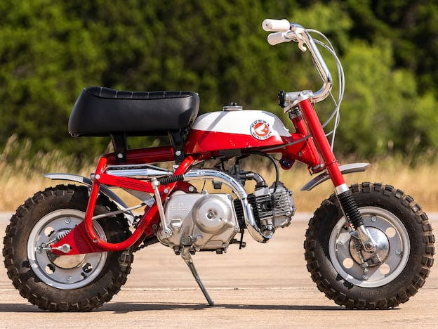 1968 Honda Mini Trail 50