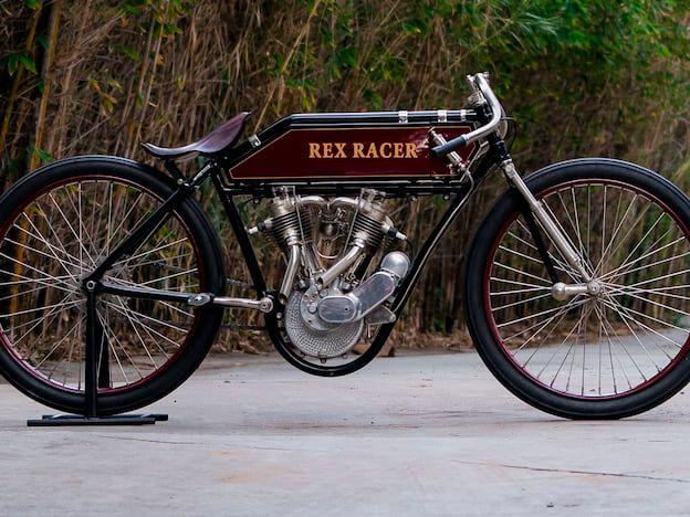 1914 Rex Twin Racer