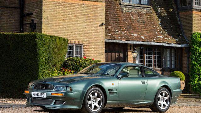 1994 Aston Martin Vantage Coupé Vin Scfdam2s9rbr70033 Classic Com