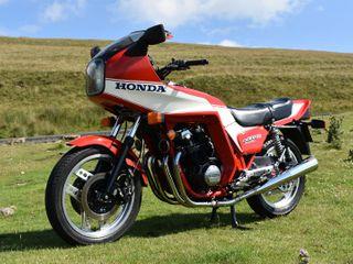 1982 Honda CB900F2 Bol D'Or