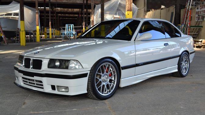 1994 BMW 325IS M-Technic 5-Speed