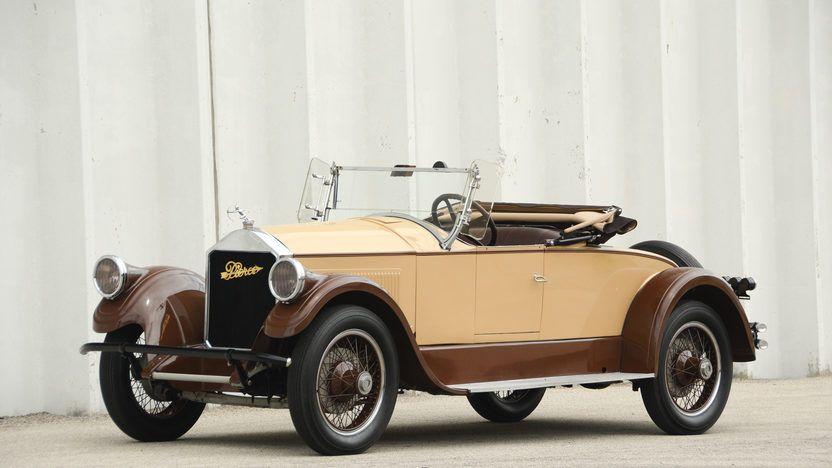 1926 Pierce Arrow Model 80 Roadster