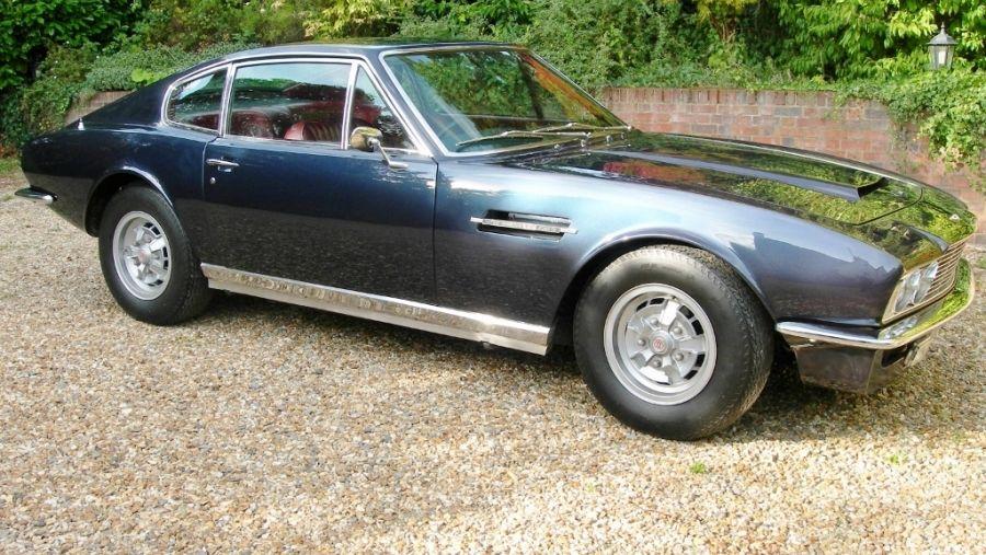 1971 Aston Martin Dbs V8 Vin Dbs V8 10309 R Classic Com