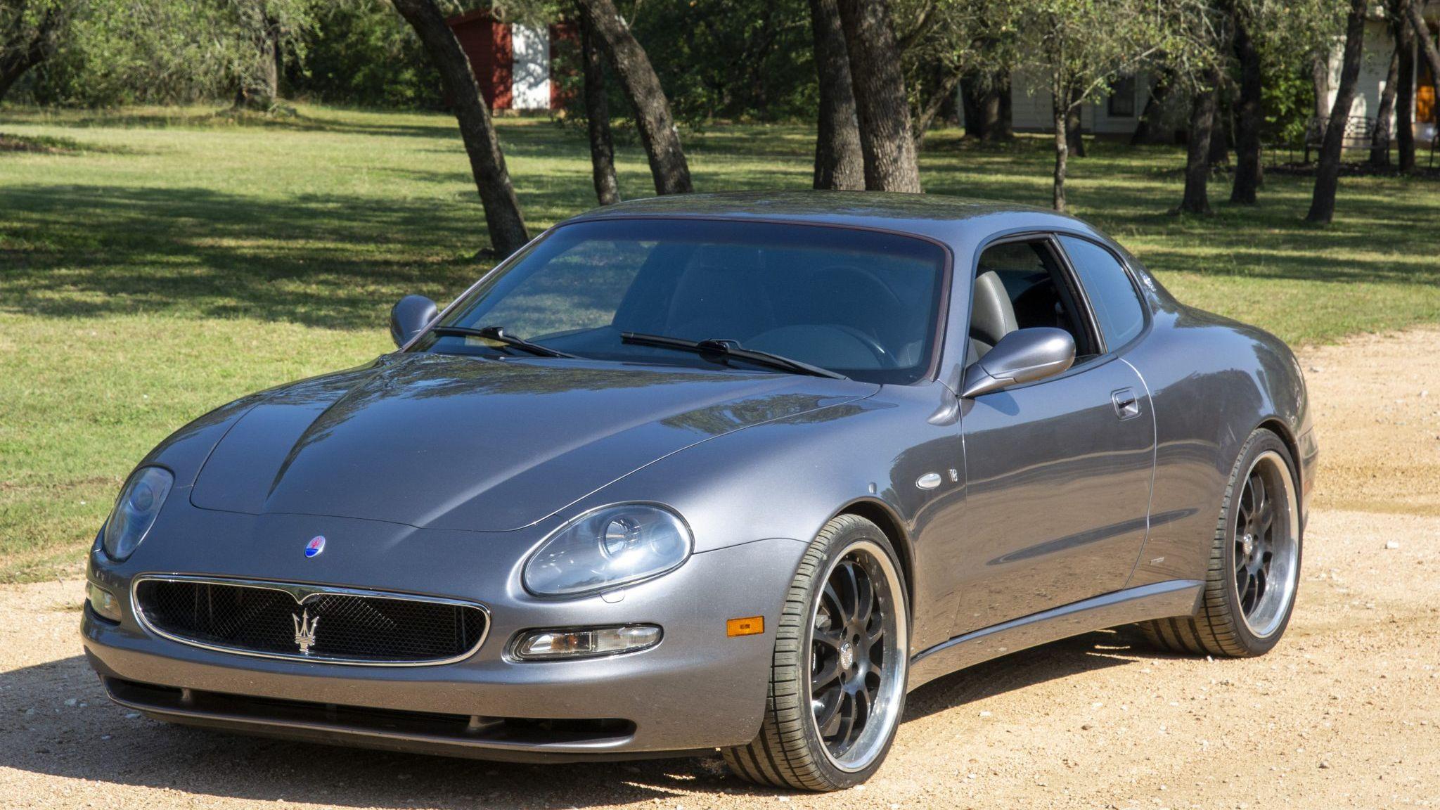 2003 Maserati Coupe GT 6-Speed VIN: ZAMBC38A630010305 ...