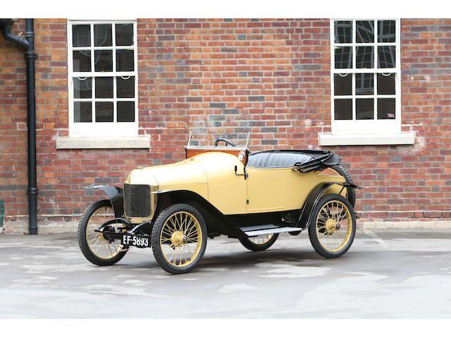 1914 Le Zebre Model C