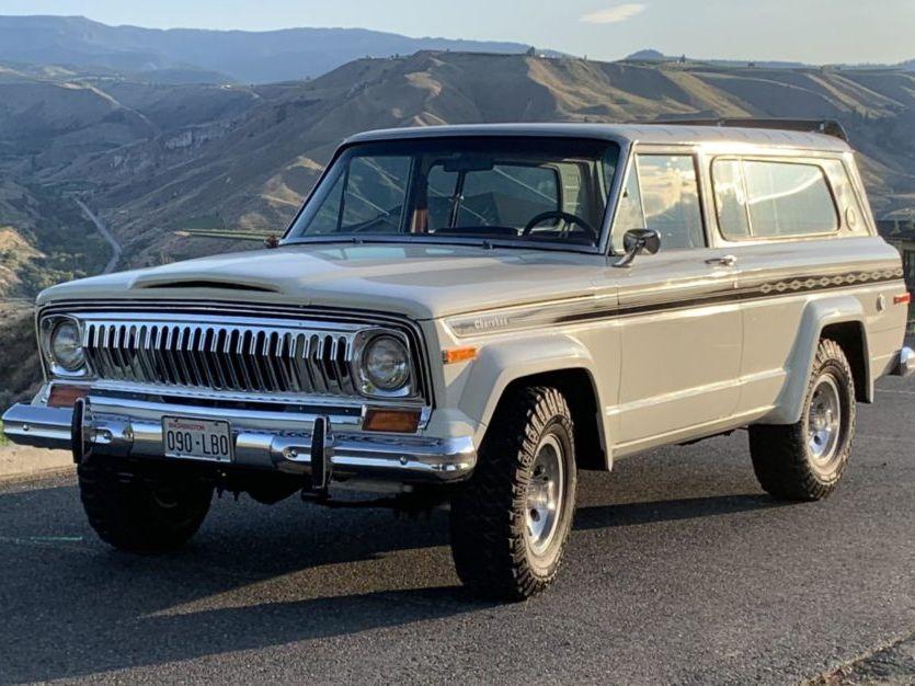 1978 Jeep Cherokee S