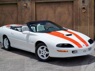 1997 Chevrolet Camaro SS Convertible 30TH Anniversary 6-Speed