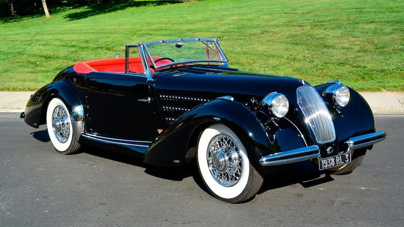 1938 Talbot-Lago T120 Roadster