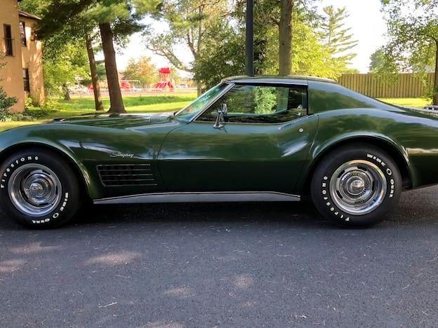 1970 Chevrolet Corvette Coupe
