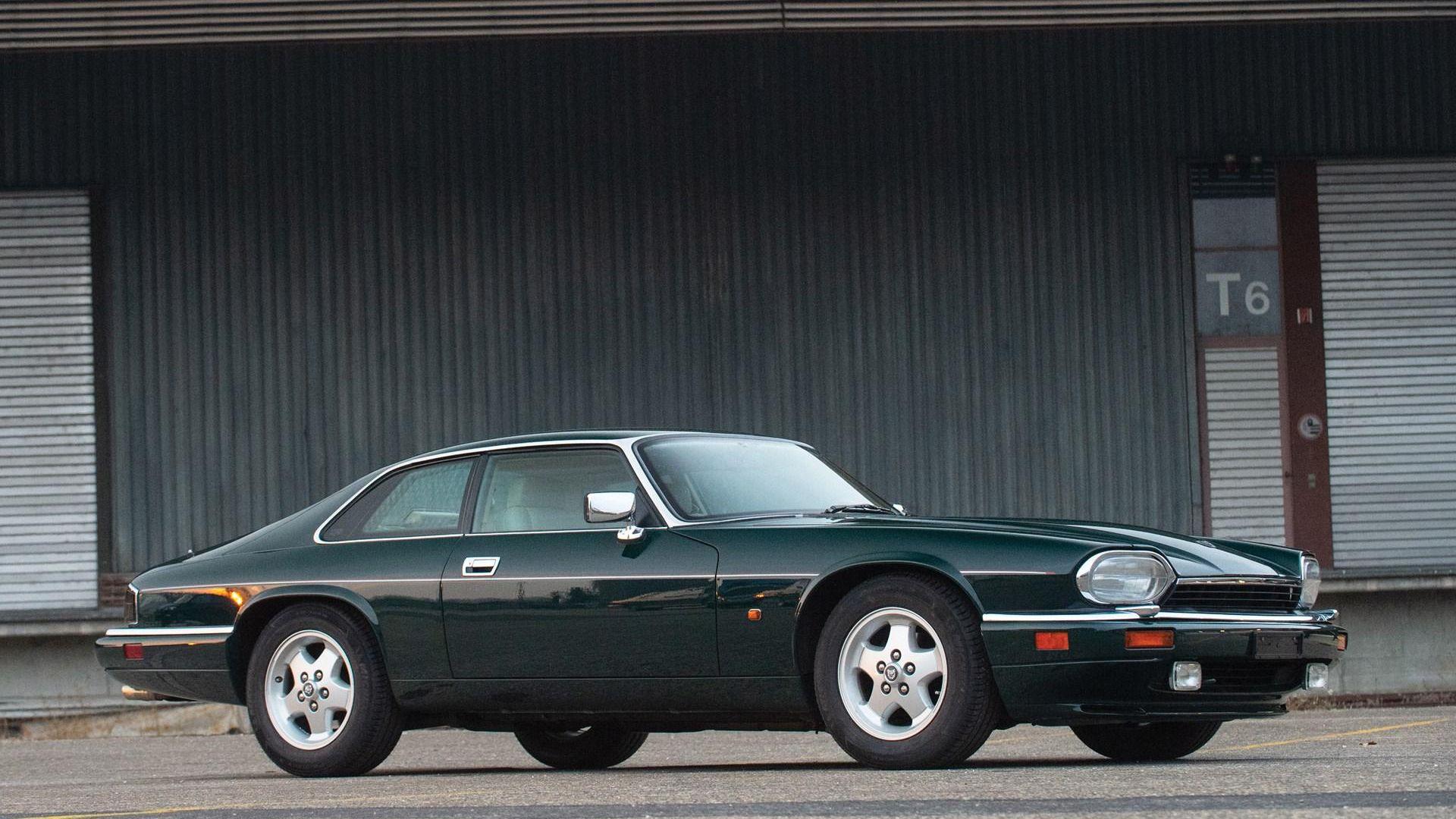 1993 Jaguar XJS V-12