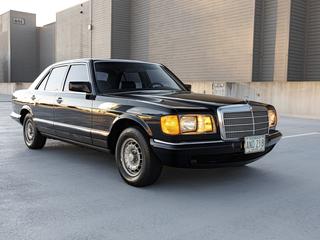 1984 Mercedes-Benz 280SE