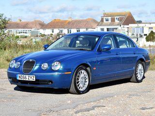 2006 Jaguar S Type 3.0se