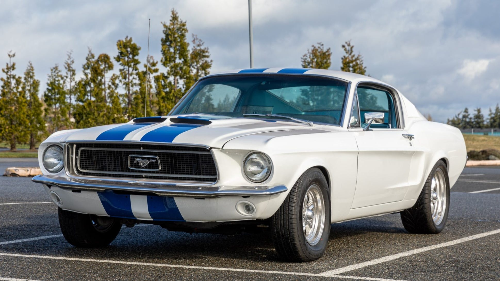 1968 Ford Mustang Fastback 302