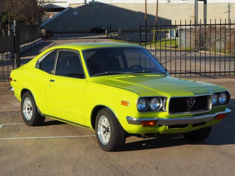 1972 Mazda RX-3 4-Speed