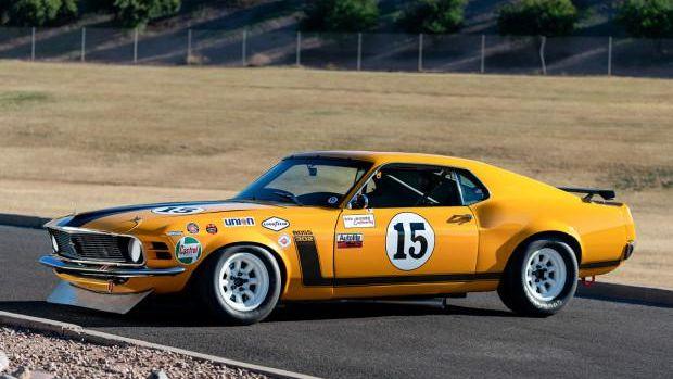 1970 Ford Mustang Boss 302 Trans-Am