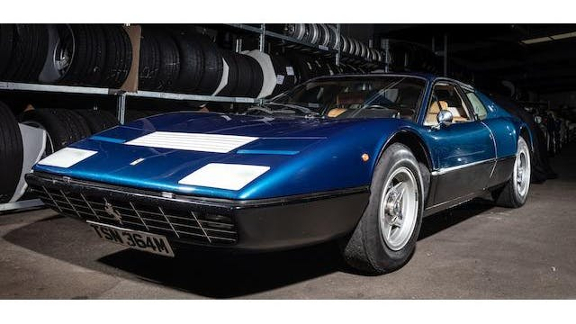 1974  Ferrari  365 GT4 Berlinetta Boxer