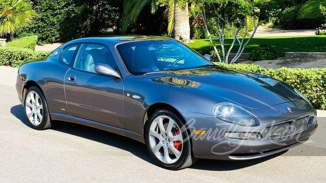 2004 Maserati Cambio Corsa