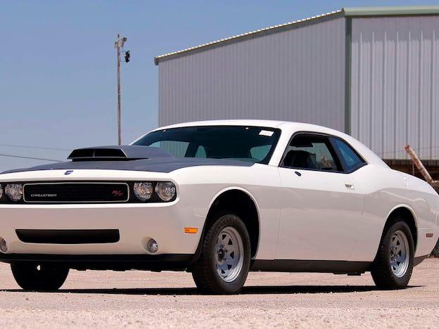 2009 Dodge Challenger Drag Pak