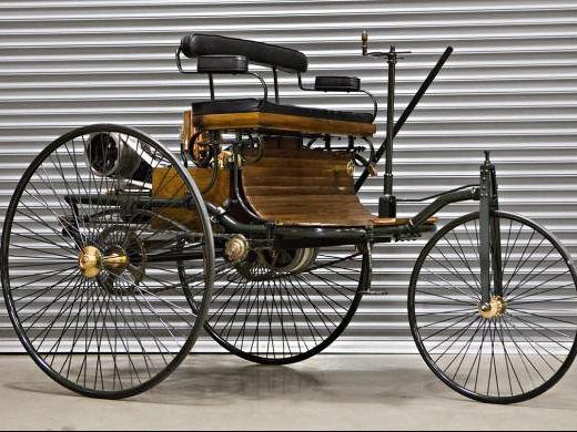 1886 Benz Patent-Motorwagen Replica