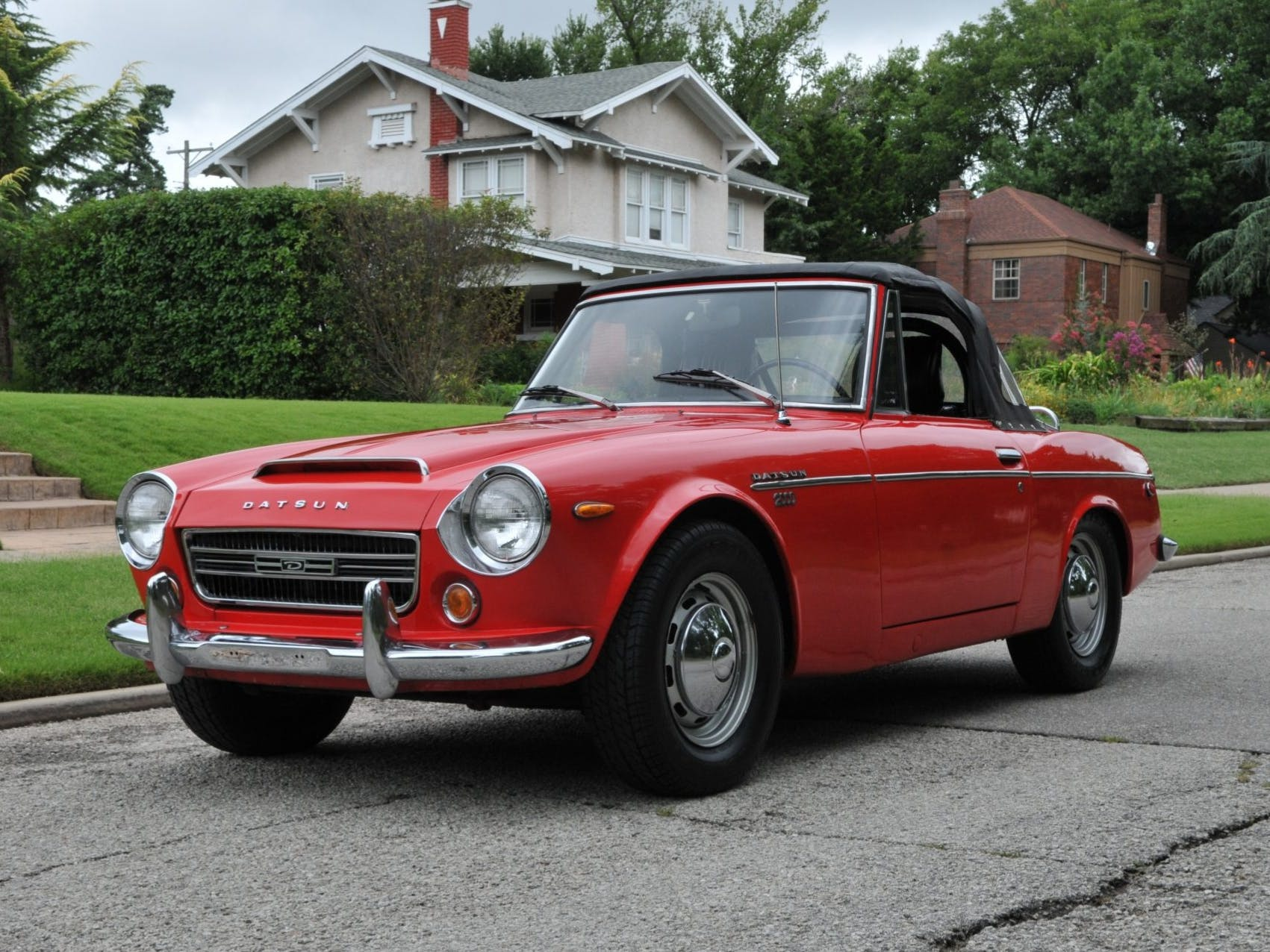 1969 Datsun 2000 Roadster 5-Speed
