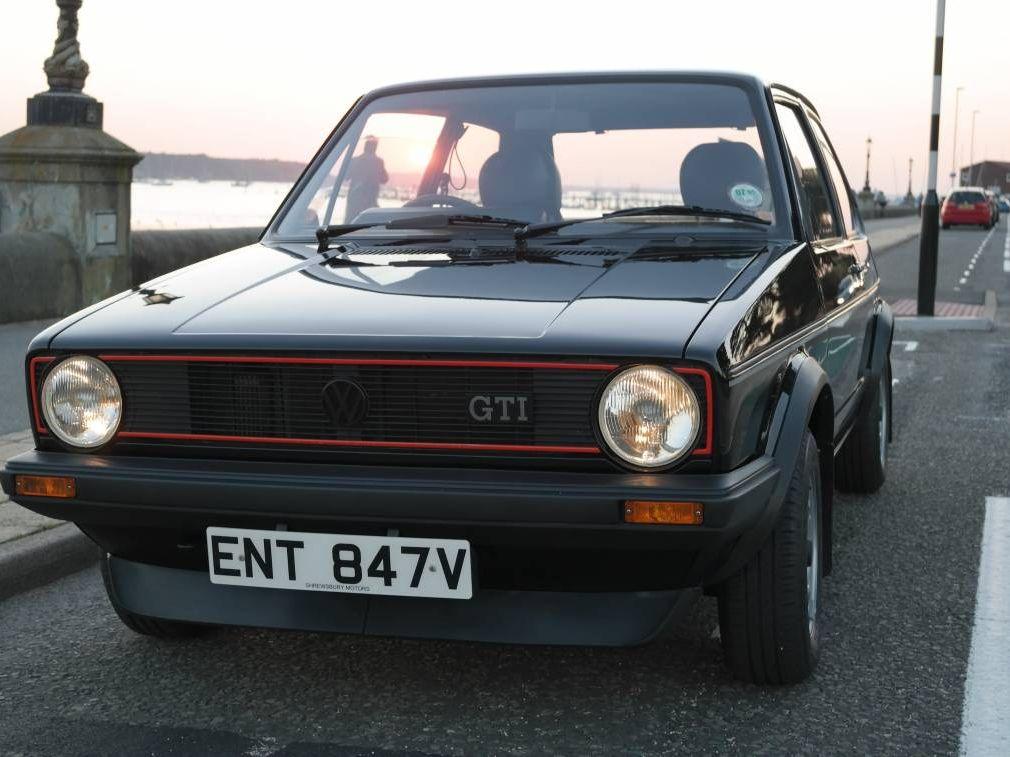Volkswagen Gti Mk1 Market Classic Com