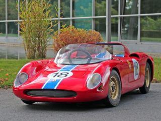 Ferrari 330 P2 Mortarini Junior Car