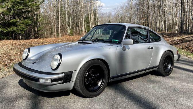 1979 Porsche 911 SC Outlaw