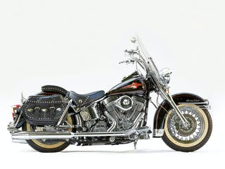 1992 Harley-Davidson Flstc Heritage Softail Classic