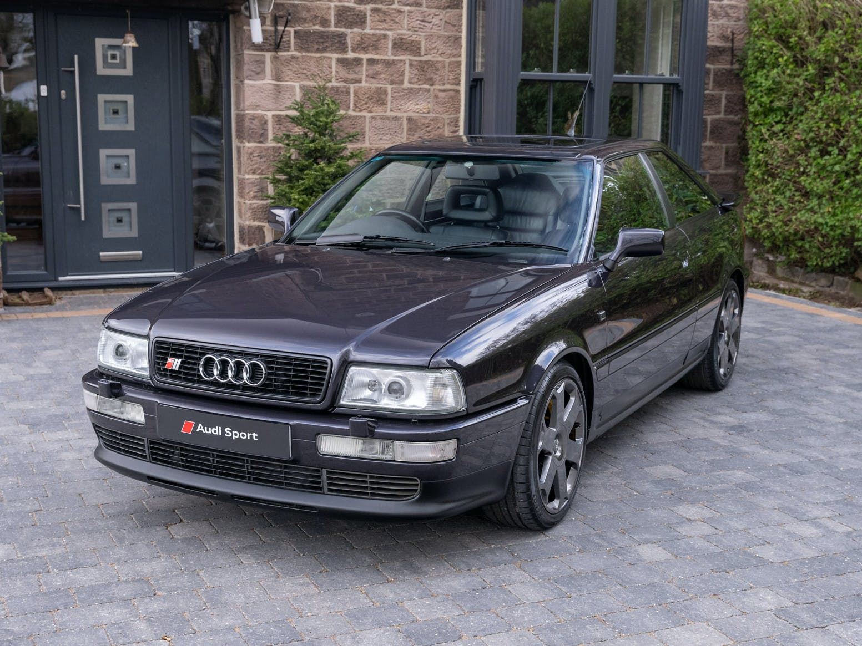 Audi Coupe - B3 Market - CLASSIC.COM