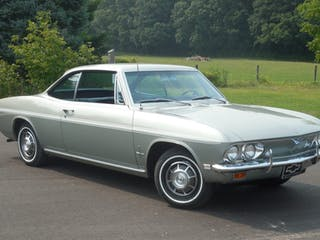 1968 Chevrolet Corvair Monza Coupe 4-Speed