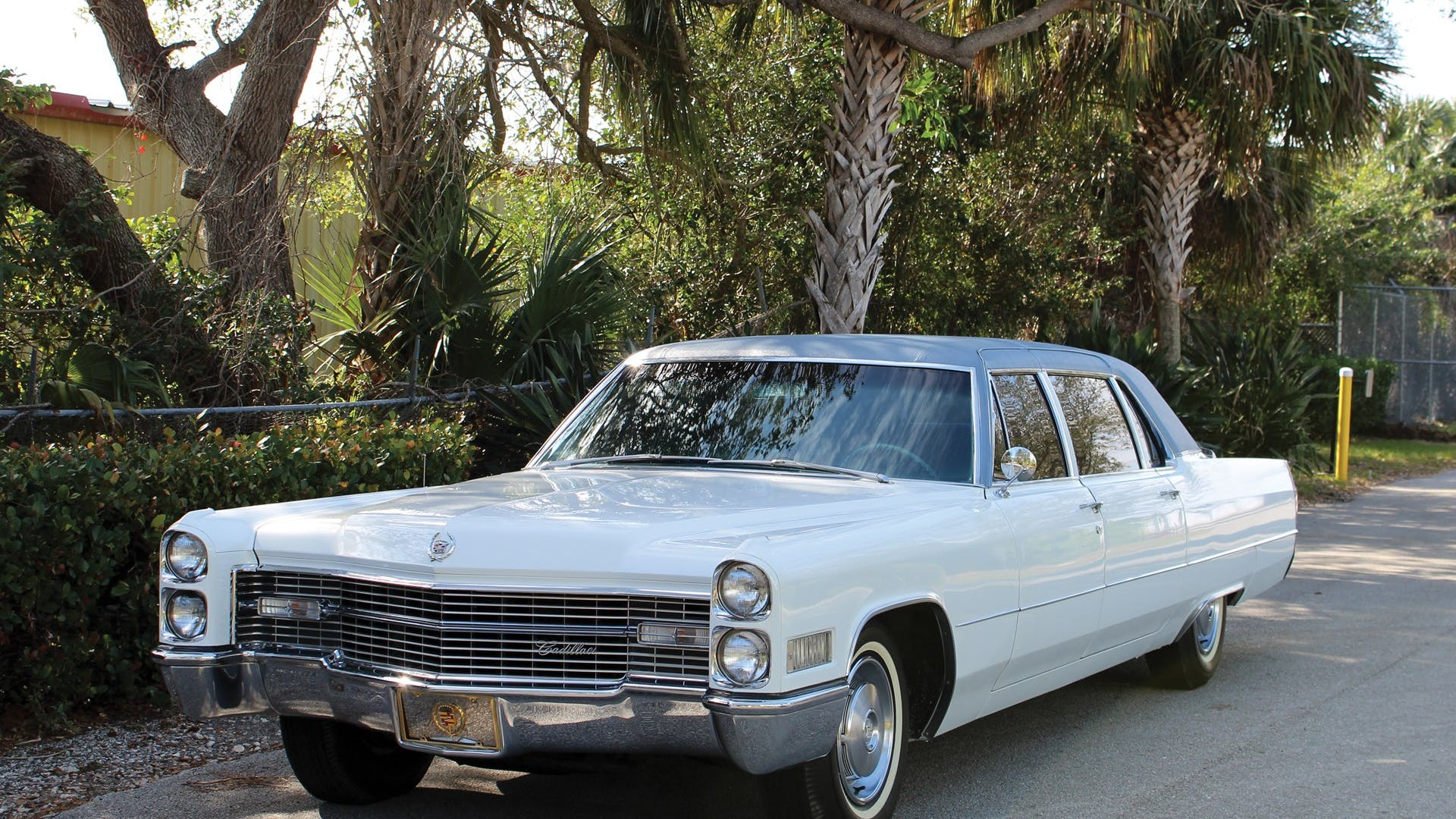 1966 Cadillac Fleetwood 75 Nine-Passenger Sedan