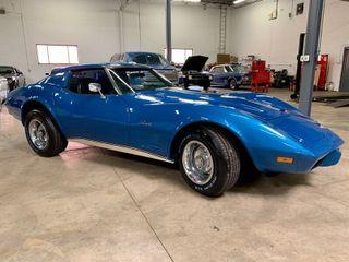 1976 Chevrolet Corvette Stingray 350 4 Spd