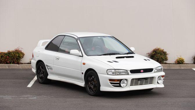 1997 Subaru Impreza Wrx Sti Type R