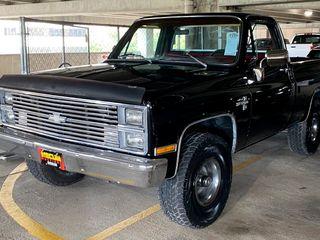 1983 Chevrolet K10 4X4 Sb Pickup