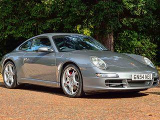 2004 Porsche 911 Carrera S