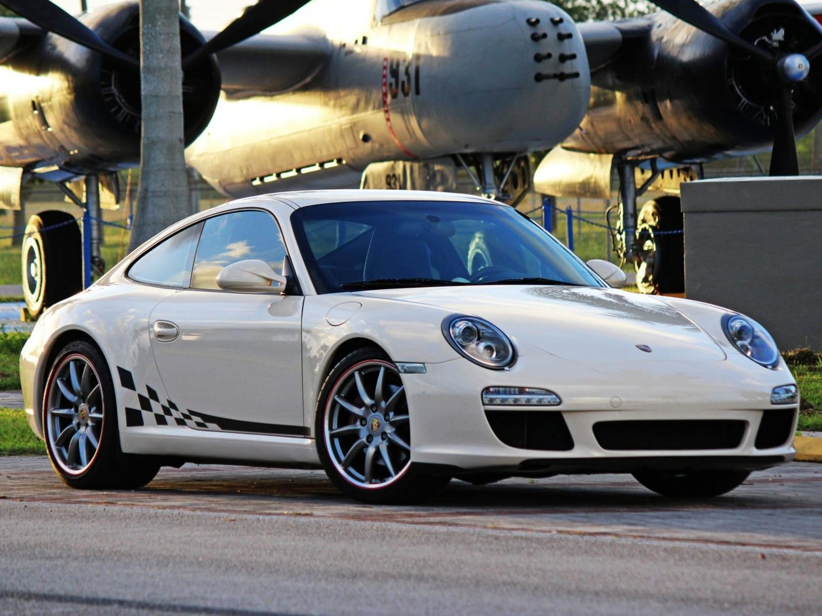 2009 Porsche 911 Carrera S Coupe