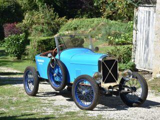 1924 Salmson VAL3 Sport