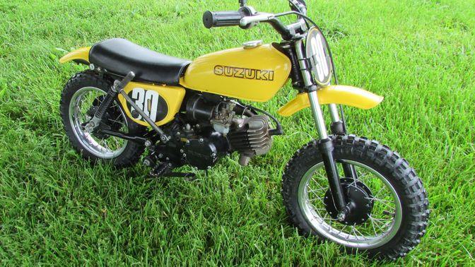 1979 Suzuki JR50